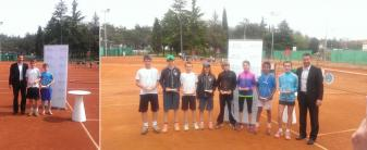 Borna Devald osvojio međunarodni turnir u Umagu